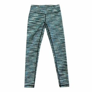 Zella Leggings Abstract Stretch Pull On Workout